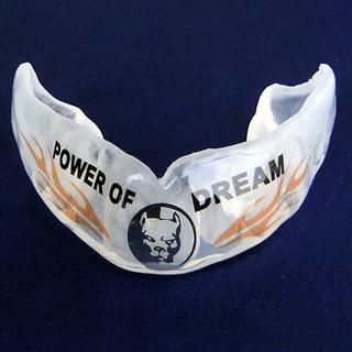マウスピース 作品 POWER OF DREAM